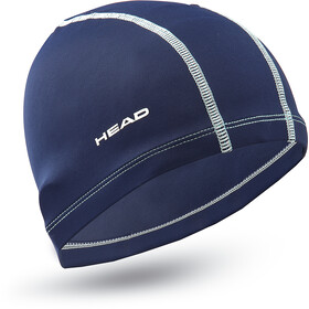 Head Nylon Spandex Cap navy